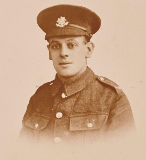 Ernest Shaw died on the day Armistice was announced in 1918
