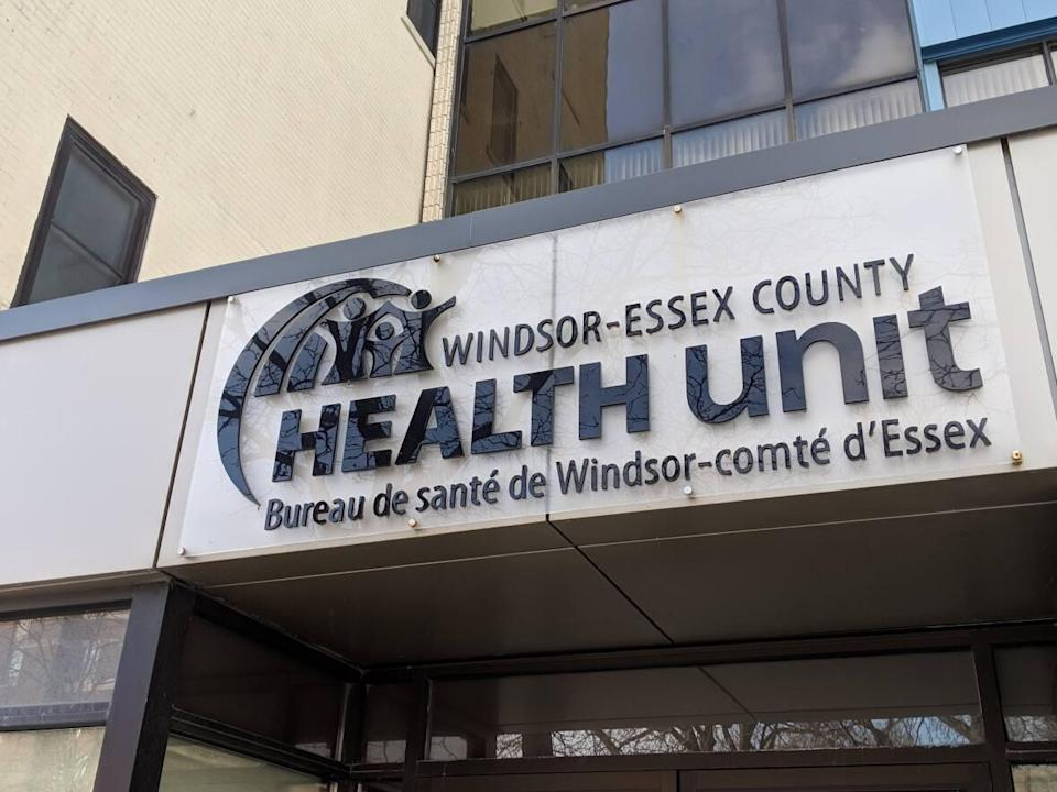 The Windsor-Essex County Health Unit in southwestern Ontario reported 31 cases and one additional COVID-19 death on Thursday. (Sanjay Maru/CBC - image credit)