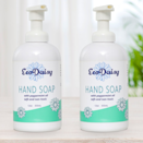 """<p><strong>EcoDaisy</strong></p><p>ecodaisyusa.com</p><p><strong>$21.99</strong></p><p><a href=""""https://ecodaisyusa.com/products/ecodaisy-foaming-hand-soap"""" rel=""""nofollow noopener"""" target=""""_blank"""" data-ylk=""""slk:Shop Now"""" class=""""link rapid-noclick-resp"""">Shop Now</a></p><p>Seriously, foaming soap is top-tier hand soap and EcoDaisy brings that in a non-toxic form with their peppermint oil scent. Founded by Dr. Priscilla Johnson, the brand uses simplified ingredients of Coconut, Shea Butter, Olive, Sunflower & Jojoba Oil, so you know exactly what you're putting on your skin.</p>"""