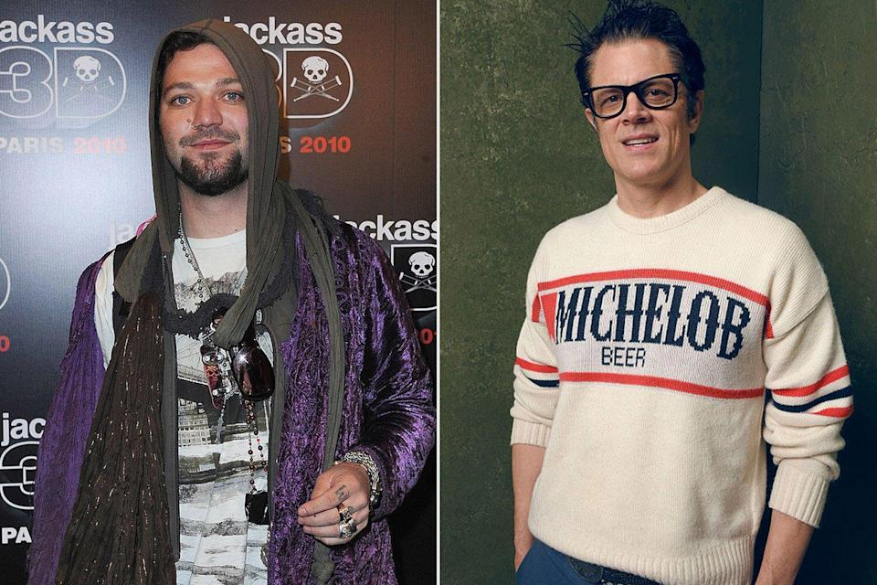 Bam Margera Sues Johnny Knoxville