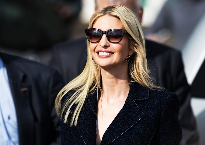 Ivanka Trump Is Starting a 'Fund For Female Entrepreneurs,' Sure Why Not
