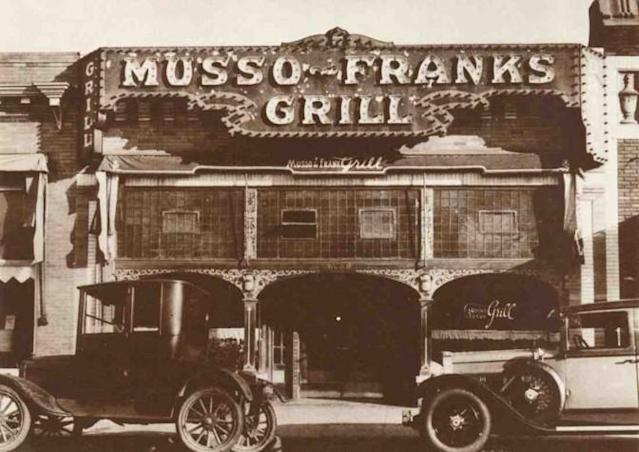 One hundred years after it first opened, the Musso & Frank Grill is mixing the old and the new with verve.