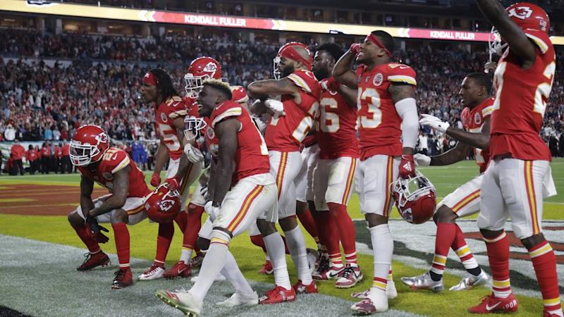 Kansas City Chiefs have won the Super Bowl for the second time