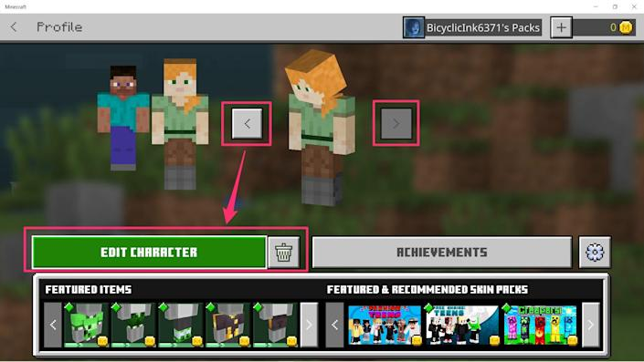 14_ _How_to_change_skin_in_Minecraft