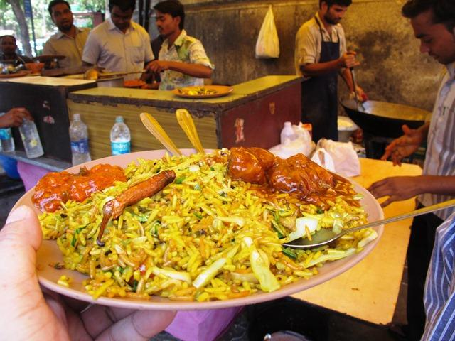 The Street Delights Of Delhi And Mumbai