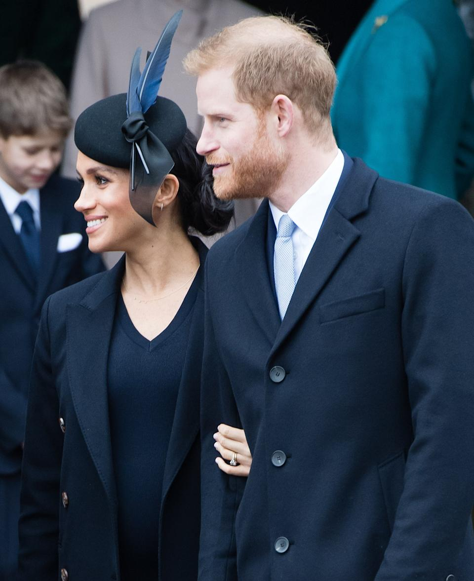 """<h1 class=""""title"""">The Royal Family Attend Church On Christmas Day</h1><cite class=""""credit"""">Getty Images</cite>"""
