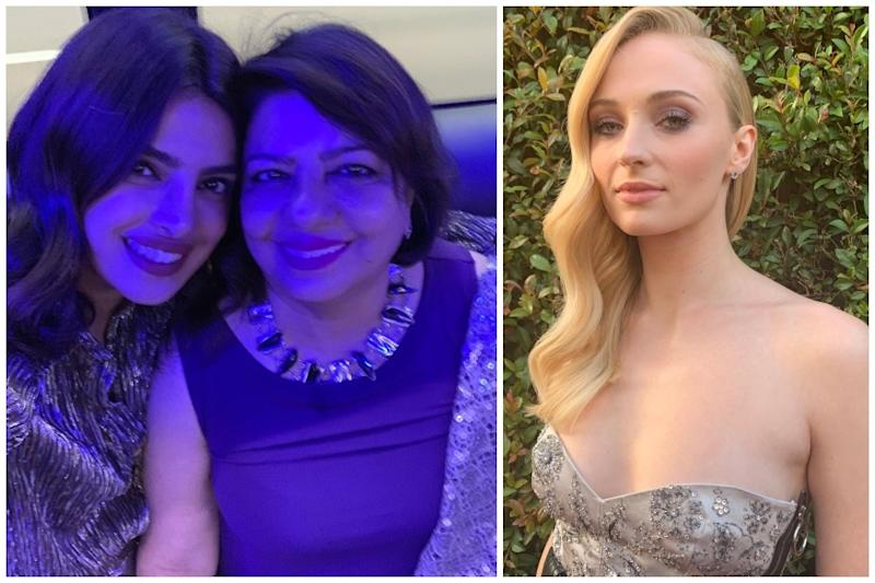 Sophie Turner Dances Arm in Arm with Priyanka Chopra's Mother