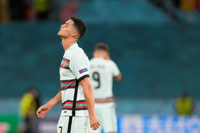 Cristiano Ronaldo and holders Portugal are out of the European Championship
