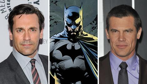 Batman vs. Superman: New Batman will be older?