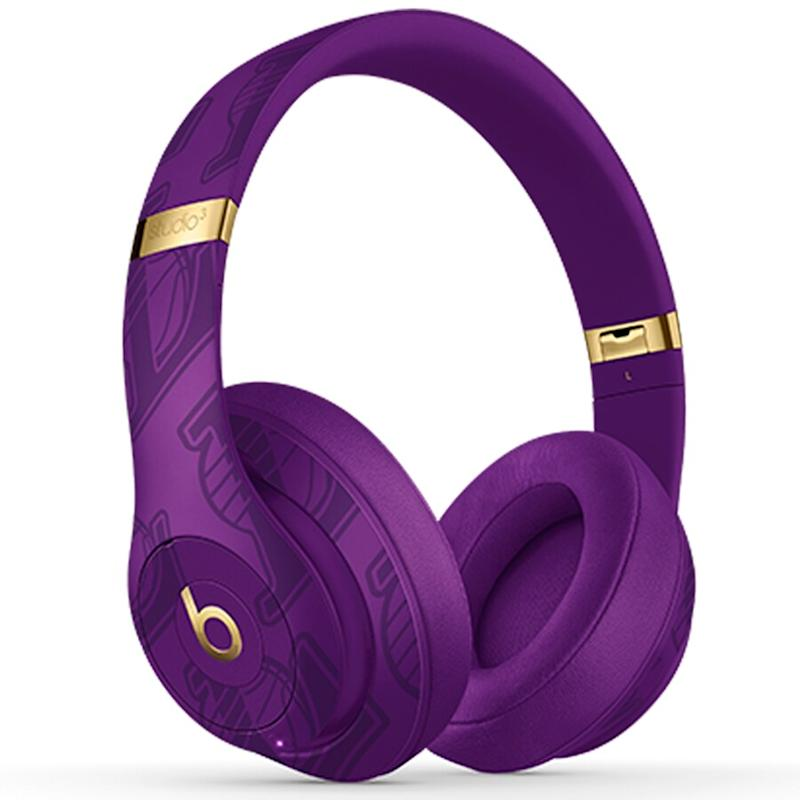 Lakers Beats by Dre Studio3 Wireless Headphones - NBA Collection