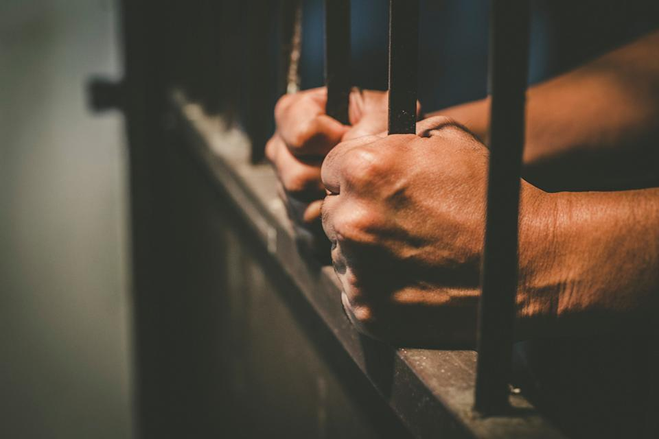 Family medical physician David Cutler notes that prisoners also aren't usually able to practice social distancing and may not be able to wash their hands regularly or use hand sanitizer. (Photo: Getty Images)