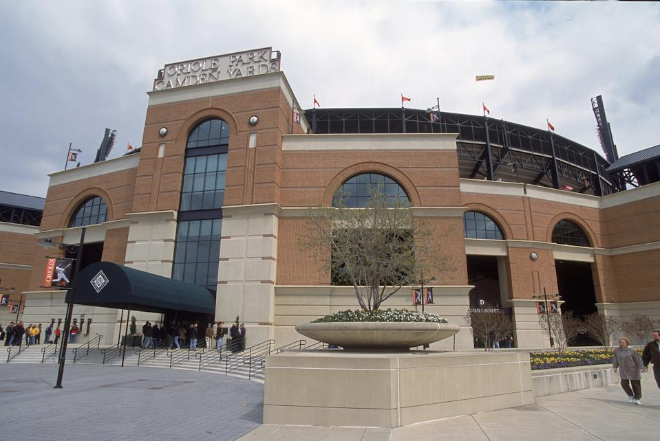 As it has across baseball, attendance at Camden Yards is declining. (Getty)