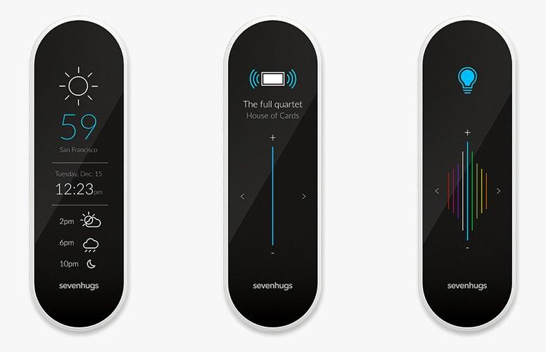 SevenHugs Smart Remote -- ces 2017
