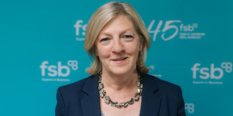 Julie Lilley, CEO, Federation of Small Businesses