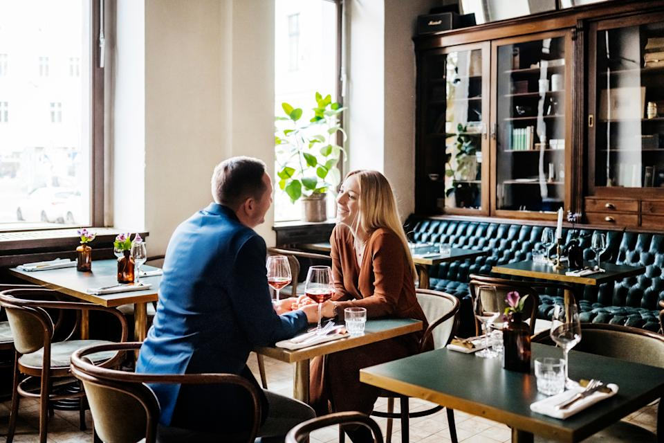 """Restaurant and other businesses may start applying a """"COVID-19"""" surcharge on customer bills. (Photo: Getty Images)"""