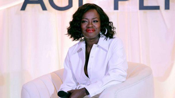 PHOTO: Viola Davis joins LOreal Paris to celebrate the launch of 'Age Perfect Cosmetics' on March 3, 2020, in Beverly Hills, Calif. (Rachel Murray/Getty Images, FILE)