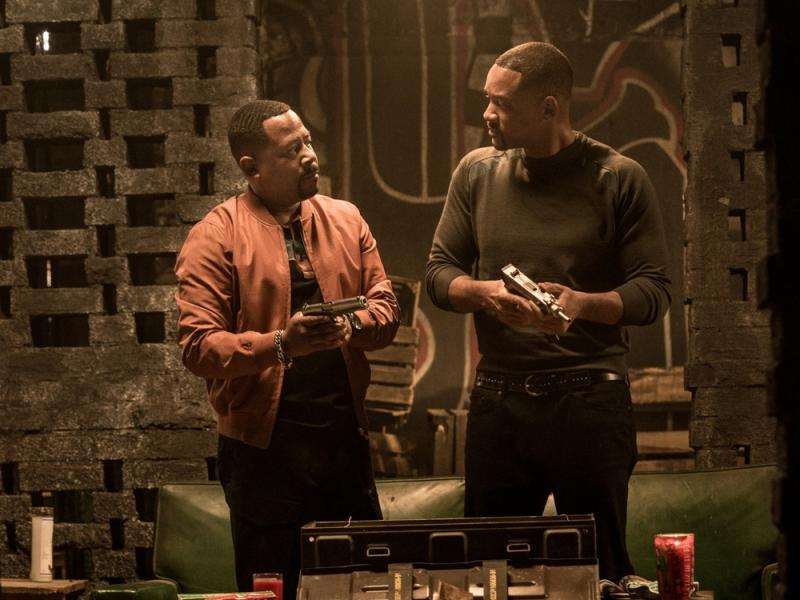 "Martin Lawrence (l.) und Will Smith kehren in ""Bad Boys for Life"" als Marcus Burnett und Mike Lowrey ins Kino zurück (Bild: 2019 Sony Pictures Entertainment Deutschland GmbH)"