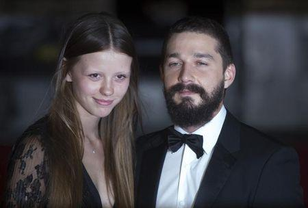 Did Shia LaBeouf marry girlfriend Miath Goth?