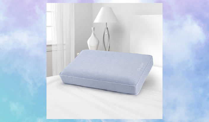 Which is the cool side of the pillow? Both sides! (Photo: Walmart)