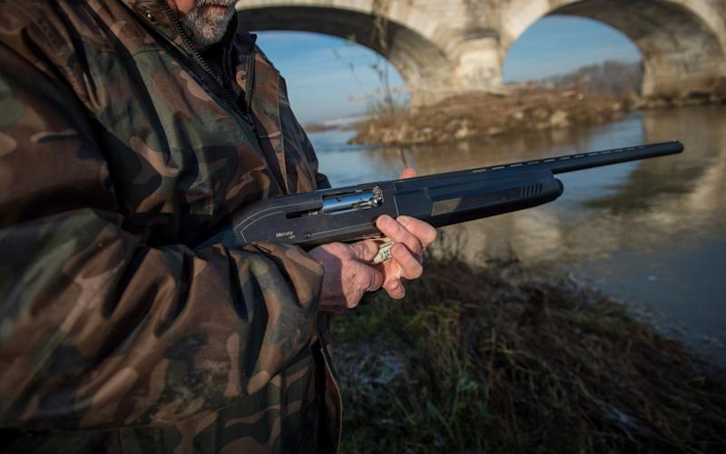 Eight people have died in hunting accidents since September - AFP