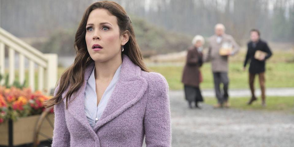 Erin Krakow Breaks Silence About Rumors That 'When Calls the Heart' Is Ending