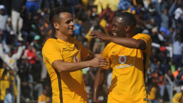 The Amakhosi striker says the likes of Dumisani Zuma and Ryan Moon have done well as they learned from him