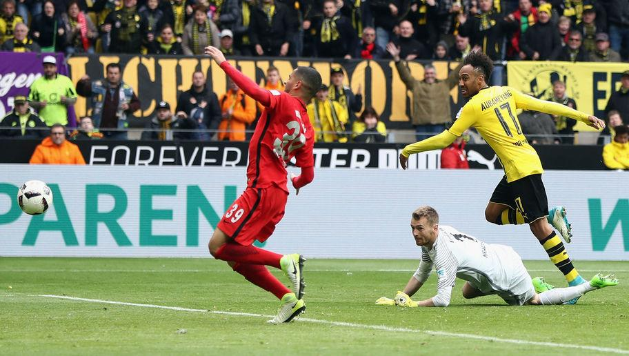 <p>With Diego Costa's days at Chelsea seemingly numbered, Chelsea are in need of a new centre-forward. Since stepping up from Ligue 1's St Etienne to Bundesliga's Borussia Dortmund, Aubameyang has developed into a world-class striker. The Gabonese captain claimed both the African Footballer of the Year Award and the Bundesliga Player of the Year in 2015-2016, scoring 25 goals in 31 league appearance. The prolific striker has bagged even more goals this season, currently sitting on 33 goals in 39 appearances in all competitions.</p> <br /><p>Aubameyang's style of play could work wonders in Antonio Conte's beloved 3-4-3 formation. Combining lightning pace with technical skills, Aubameyang is a constant threat to the opposition defence. With the likes of Eden Hazard, Pedro and Willian in the current Chelsea squad, the striker would be provided with numerous goal-scoring opportunities. Having honed his finishing abilities at Dortmund, Aubameyang would be in his element.</p> <br /><p>The competition for Aubameyang's signature will be fierce, should he choose to leave the Westfalenstadion this summer. If Conte can lure the deadly marksman to Stamford Bridge, Chelsea will have found the perfect replacement for the often volatile Diego Costa.</p>