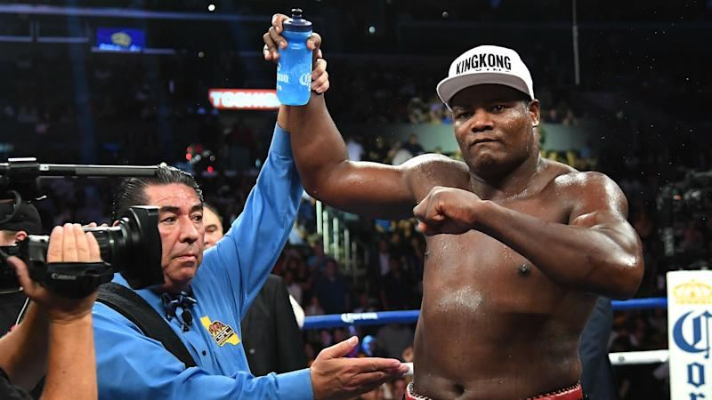 Luis Ortiz's second-round knockout busts heavyweight division wide open