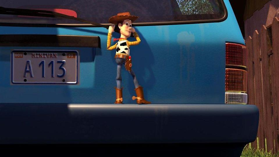<p>Since Pixar released <em>Toy Story</em>, its first full-length feature, the studio's animators have delighted in sneaking hidden references into all of its movies. Once you know about A113, the Luxo ball, the Pizza Planet Truck, and others, you won't be able to stop finding these Pixar Easter eggs. </p>