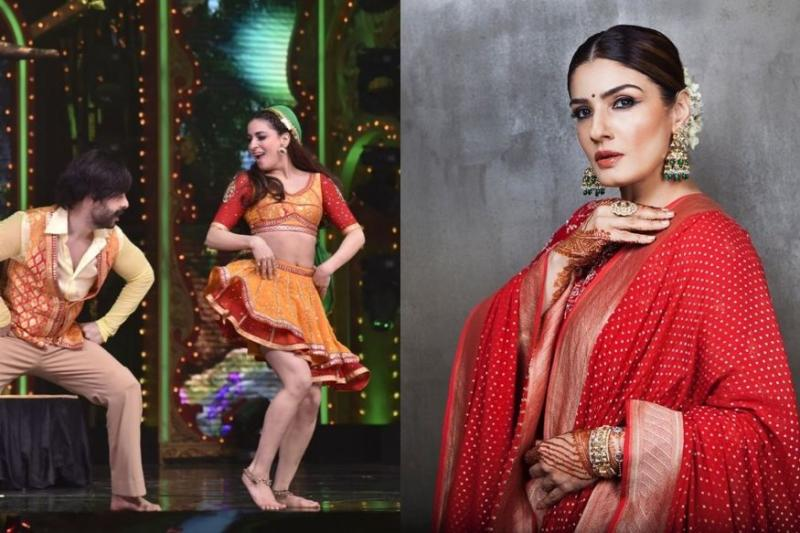 Nach Baliye 9: Shraddha Arya Says Judge Raveena Tandon wasn't Concentrating on Her Performance