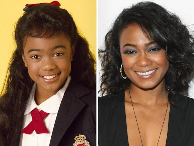 "<strong>Tatyana M. Ali</strong><br><br><strong>Played:</strong> Rebellious daughter Ashley Banks<br><br><strong>Now:</strong> The precocious, cute little girl from the beginning of the series blossomed on screen before viewers' eyes. After ""Prince,"" Ali pursued a music career, releasing one album titled ""Kiss the Sky,"" and graduated from Harvard University in 2002. She continued acting, as well, with roles in ""Jawbreaker,"" ""The Brothers,"" ""Dorm Daze,"" and ""Glory Road,"" as well as a recurring stint on the soap ""One Life to Live."" This year, she joined the cast of BET's ""Second Generation Wayans."""