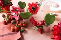 "<p>Nothing says ""I love you"" like a beautifully set table, complete with <a href=""https://www.elledecor.com/design-decorate/g10350425/fall-flower-arrangements/"" rel=""nofollow noopener"" target=""_blank"" data-ylk=""slk:thoughtful floral arrangements"" class=""link rapid-noclick-resp"">thoughtful floral arrangements</a>. And those heart-shaped succulents? Too perfect for words. </p><p><em>Via <a href=""http://latelierrouge.com/"" rel=""nofollow noopener"" target=""_blank"" data-ylk=""slk:L'Atelier Rouge"" class=""link rapid-noclick-resp"">L'Atelier Rouge</a></em></p><p><a class=""link rapid-noclick-resp"" href=""https://go.redirectingat.com?id=74968X1596630&url=https%3A%2F%2Furbanstems.com%2Fproducts%2Fplants%2Ftwo-hearts-as-one%2FNF-K-00445.html%3Fgclid%3DCjwKCAiA9vOABhBfEiwATCi7GBXKI4PQRiwjB0uBIAGU9OevZJ3fXdoPe7nub19V47UOJvk8f0mLkhoCKJwQAvD_BwE&sref=https%3A%2F%2Fwww.elledecor.com%2Flife-culture%2Ffun-at-home%2Fg2387%2Fvalentines-day-decor%2F"" rel=""nofollow noopener"" target=""_blank"" data-ylk=""slk:GET THE LOOK"">GET THE LOOK</a><em><br>Two Hearts as One, Urbanstems, $50</em></p>"