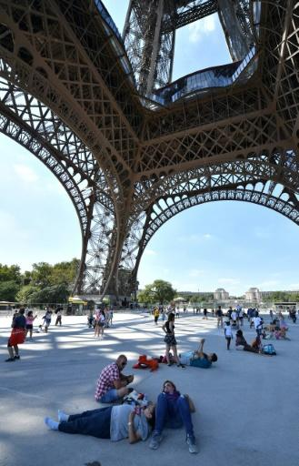 The Eiffel Tower is one of the world's most visited attractions