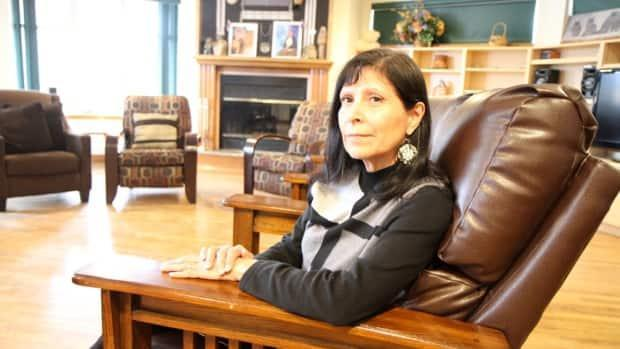 Sandra Montour is co-chair of the Indigenous Women's Advisory Council.