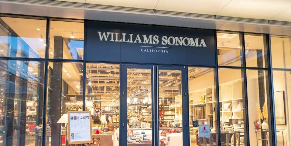 Williams Sonoma Is Hiring Remote Workers for the Holidays