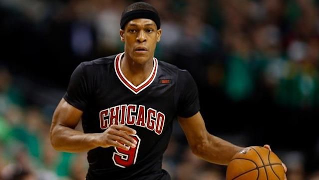 Rajon Rondo discussed his unique tenure with the Bulls and his controversial benching by former head coach Fred Hoiberg.