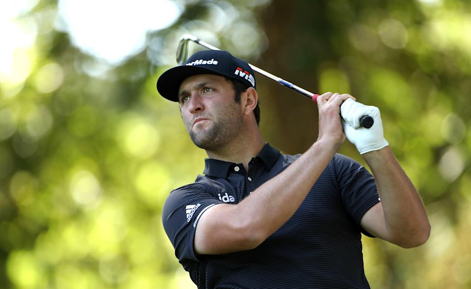 Jon Rahm in action (PA Archive)