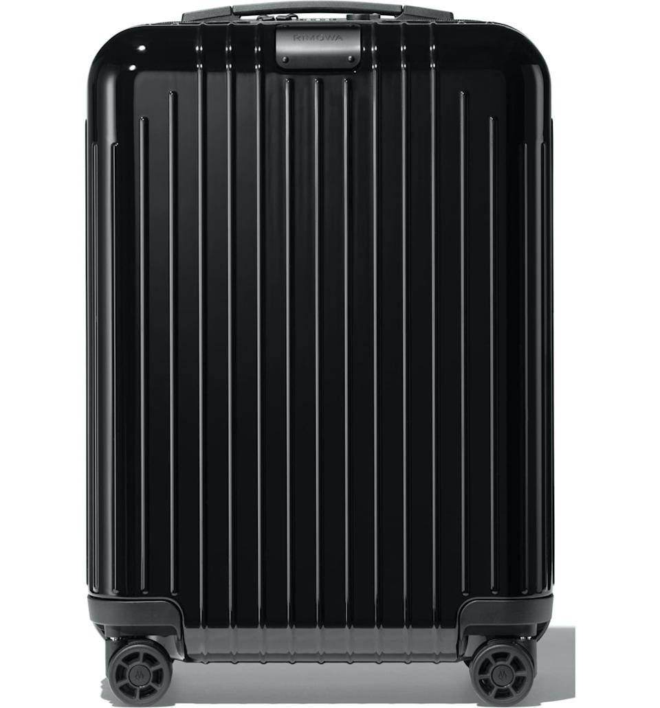 <p>If you're feeling fancy, then this lightweight <span>Rimowa Essential Cabin 22-Inch Packing Case</span> ($680) is for you. The classic case features the brand's signature patented Flex-Divider system that'll help keep you organized.</p>