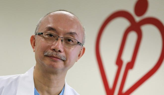 Dr Mok Chun-keung says focus should also be given to carers of elderly patients. Photo: Nora Tam