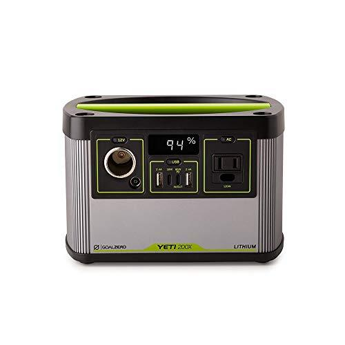 Goal Zero Yeti 200X Portable Power Station ('Multiple' Murder Victims Found in Calif. Home / 'Multiple' Murder Victims Found in Calif. Home)