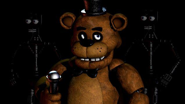 Five Nights at Freddy's' franchise set for consoles