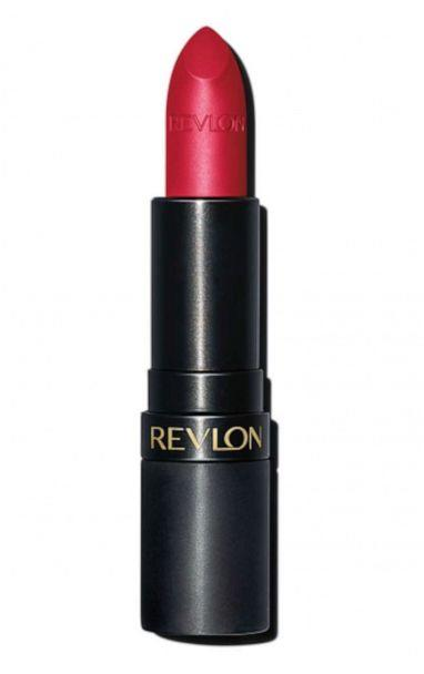 PHOTO: Try these long-lasting lipsticks to take you from mistletoe to NYE kiss. (Revlon)