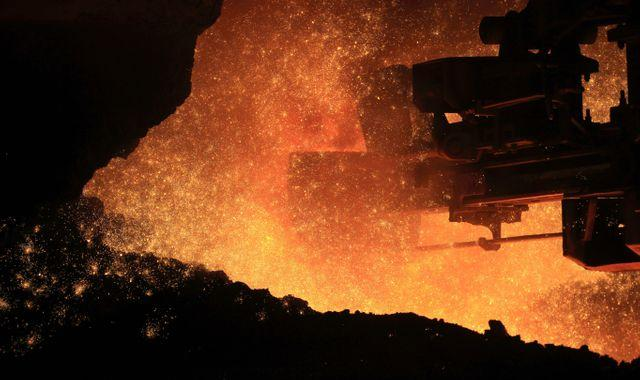 Steelworkers eye pensions boost from £2bn buyout deal
