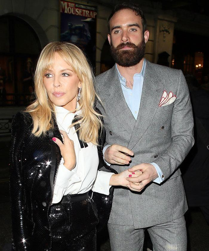Kylie and Josh won't wed until gay marriage is legal in Australia. Source: Getty Images.