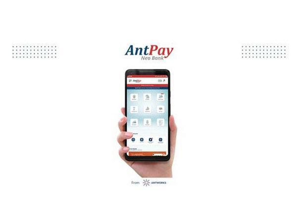 AntPay, a neo banking super app, integrates banking, loans, atm card, investments, etc., on one platform
