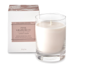"""<p><strong>Williams Sonoma</strong></p><p>williams-sonoma.com</p><p><strong>$19.95</strong></p><p><a href=""""https://go.redirectingat.com?id=74968X1596630&url=https%3A%2F%2Fwww.williams-sonoma.com%2Fproducts%2Fpink-grapefruit-essential-oils-soap-lotion-collection&sref=https%3A%2F%2Fwww.cosmopolitan.com%2Flifestyle%2Fg32798945%2Fbest-organic-natural-candles%2F"""" rel=""""nofollow noopener"""" target=""""_blank"""" data-ylk=""""slk:Shop Now"""" class=""""link rapid-noclick-resp"""">Shop Now</a></p><p>Made of a beeswax and vegetable wax blend, this grapefruit and orange gem will fill your home with the most aromatic scents.</p>"""