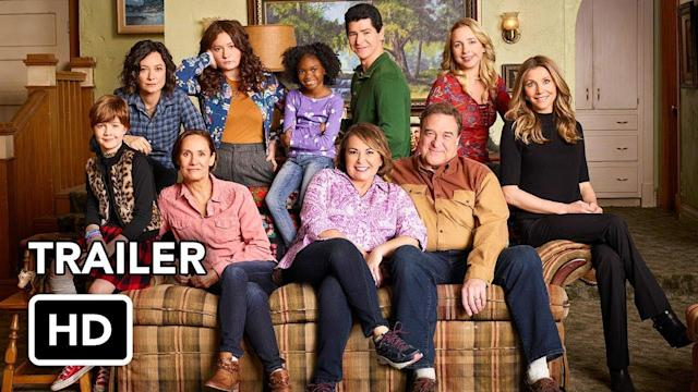 'Roseanne' reboot trailer re-introduces us to the Conner clan: 'Nothing has changed'