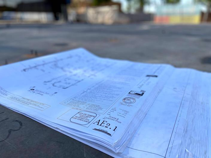 Documents from the City of Tempe