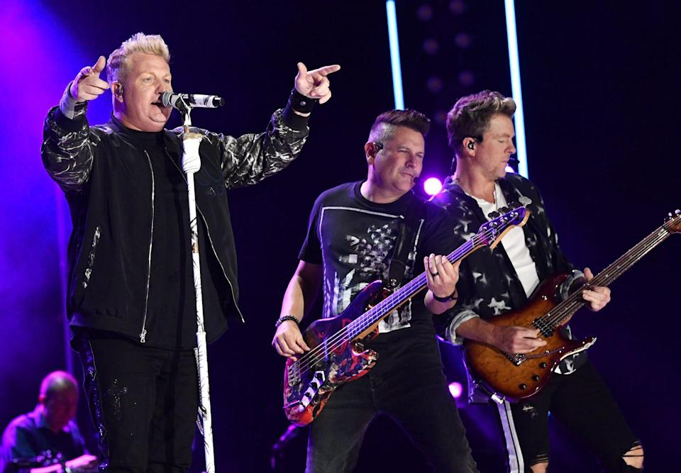 Rascal Flatts announces plans to embark on farewell 'Life is a Highway' tour in 2020