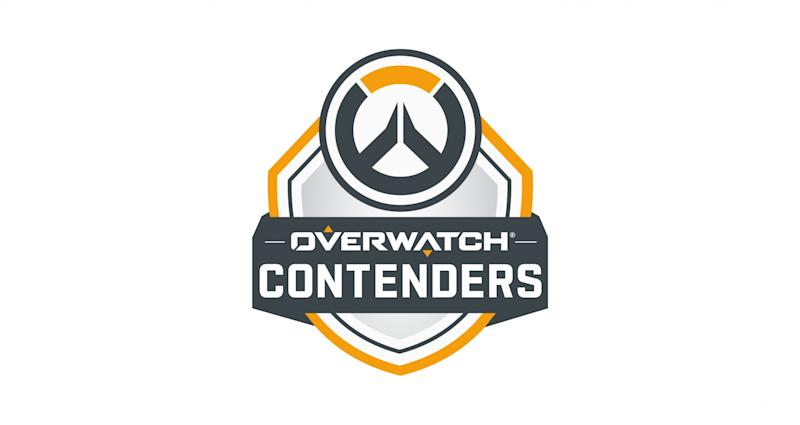 Blizzard has handed down disciplinary action in Overwatch Contenders. (Blizzard)